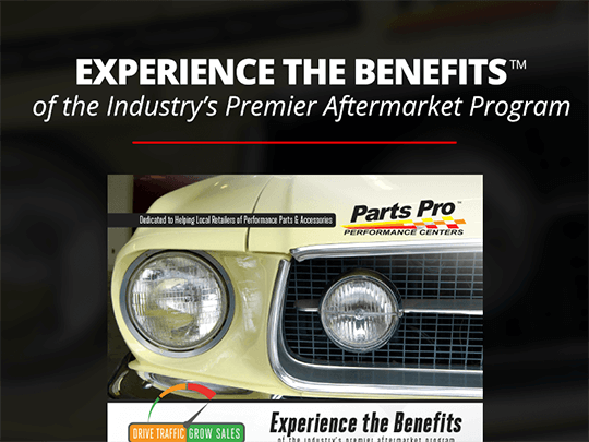 Experience the Benefits™
