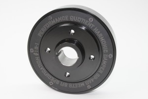 PRW 2446040 SFI-Rated Steel-Elastomer Racing Damper for Ford 429-460