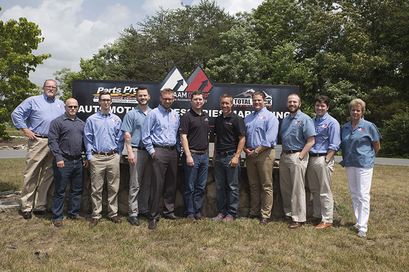 Superchips and Edge Products Visit Parts Pro