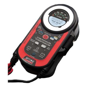 OPTIMA (150-40008): Digital 400 Charger/Maintainer