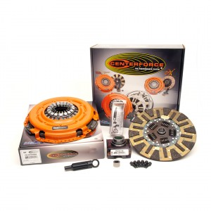 Centerforce (KDF240916): Dual Friction Clutch System