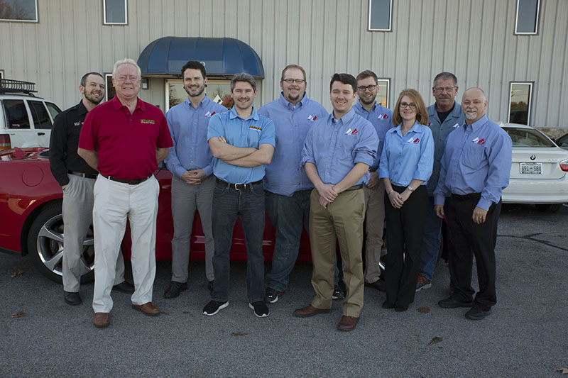Painless Performance Visits Parts Pro