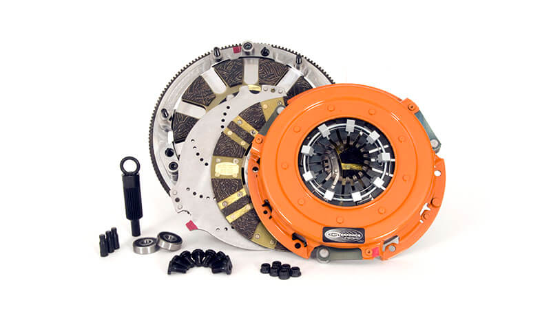 Centerforce (04614877): DYAD DS Twin Disc for 2016 Chevy Camaro 6.2L LT1