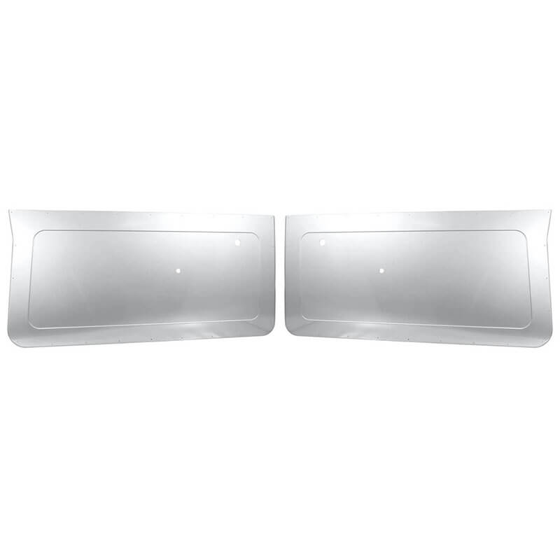 Spectre (90104): Aluminum Door Panels and Handles for '64 Chevy Chevelle