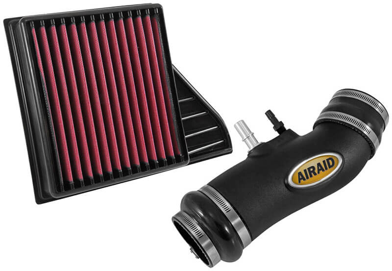 AIRAID (450-745): AIRAID Jr. Intake Kit for '11-'14 Mustang 3.7L