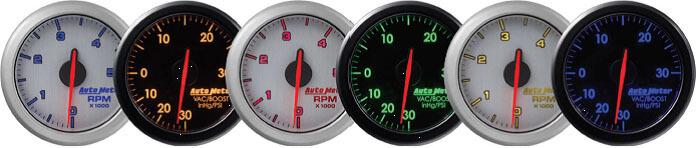 auto-meter-airdrive-gauges