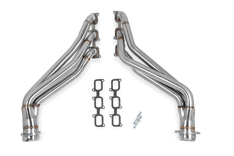 "Flowtech: 1.75"" Long-Tube Headers for '11-'14 Mustang 3.7L"