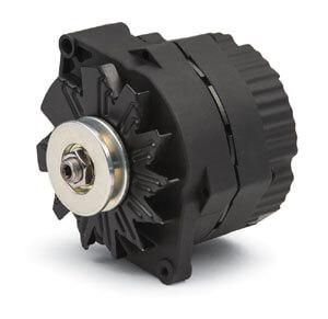 PROFORM (66448.12N): Black Crinkle One-Wire Alternator, GM 120 Amp