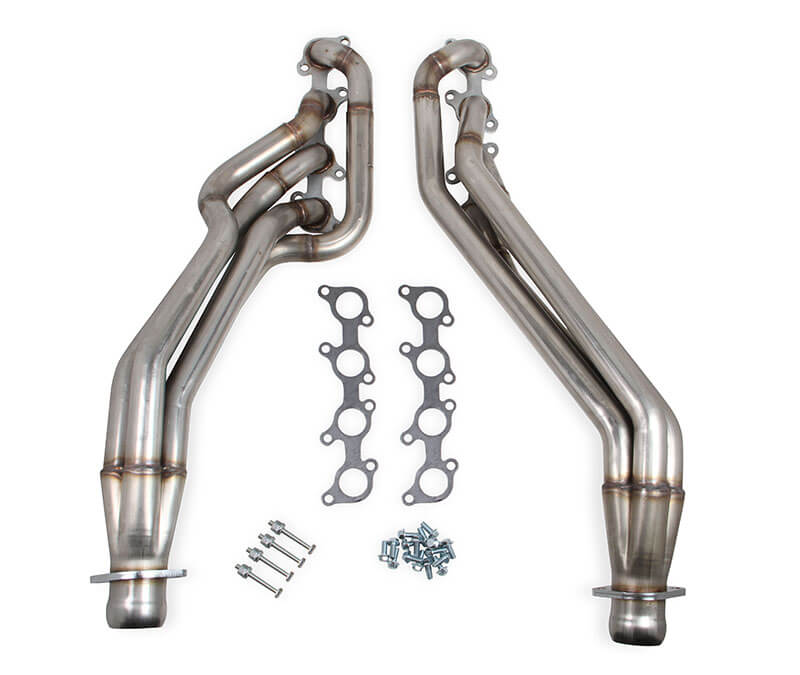 "Flowtech: 1-3/4"" Long-Tube Headers for '11-'14 Mustang 5.0L"