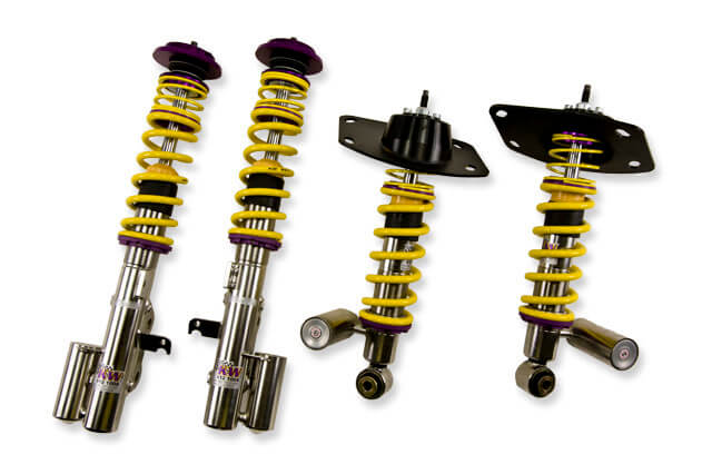 KW Suspensions (35261817): Clubsport Kit for 2010+ Camaro