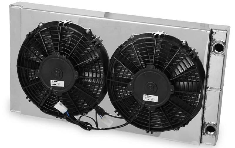 Frostbite: High-Performance Fan/Shroud Packages for Frostbite Aluminum Radiators