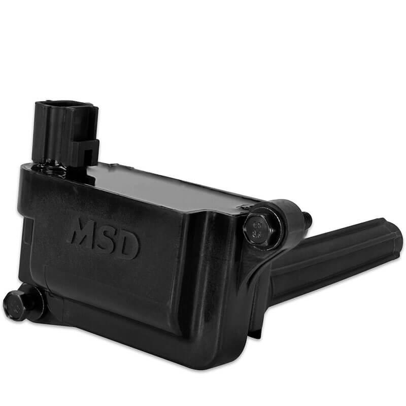 MSD Performance: Black Blaster Coils for '03-'16 Hemi