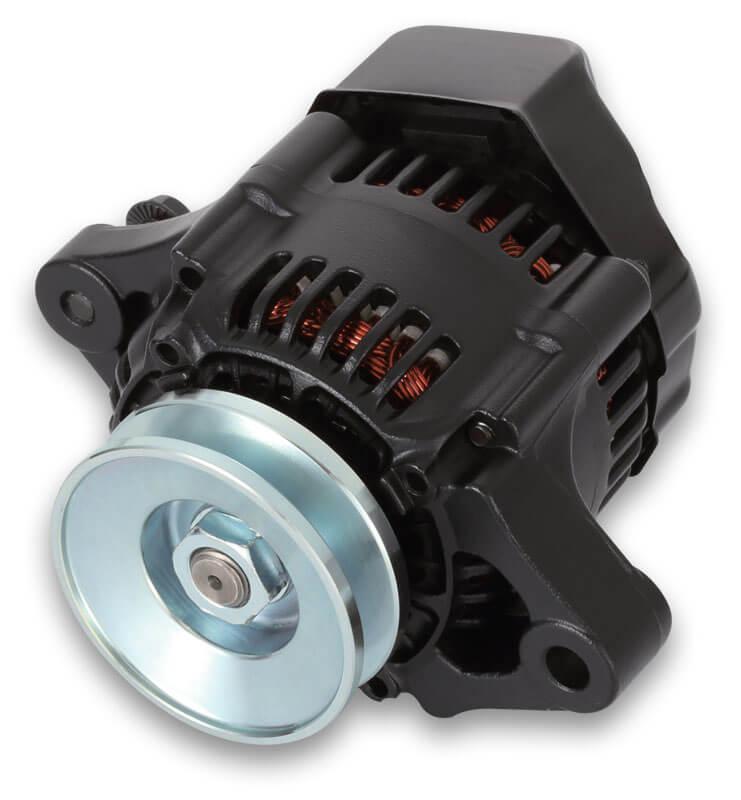 PROFORM Black Crinkle One-Wire Mini Alternator