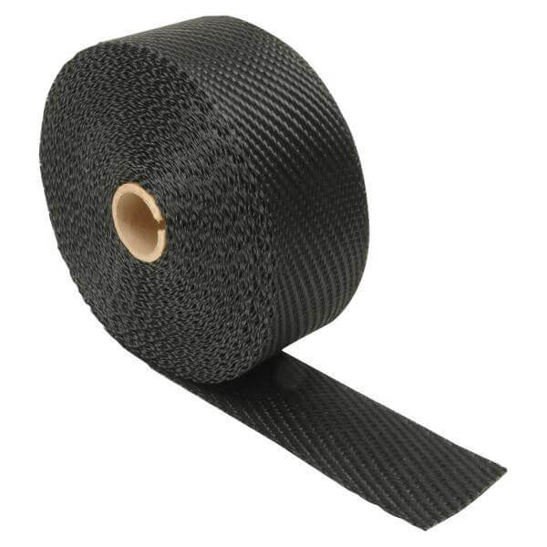 Design Engineering, Inc.: Black Titanium Exhaust Wrap