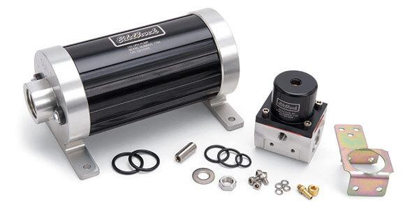 Edelbrock Fuel Pump and Regulator Combo Kit 17943