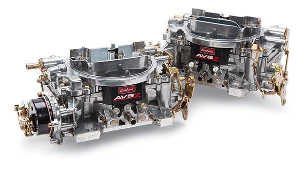 Edelbrock AVS2 Series Carburetor