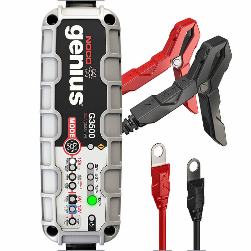 NOCCO G3500 UltraSafe Battery Charger and Maintainer