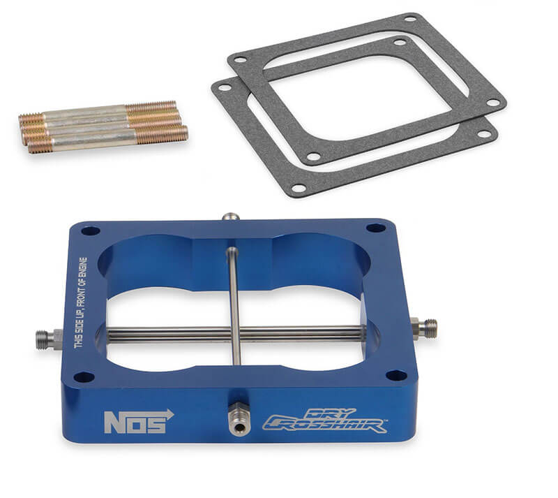 NOS (12667NOS): Dry Crosshair Plate-Only Kit