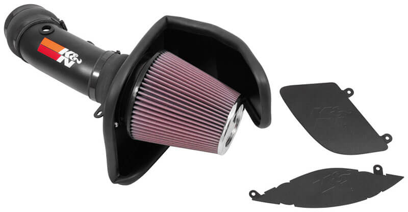 K&N Typhoon Air Intake for Dodge Challenger or Charger