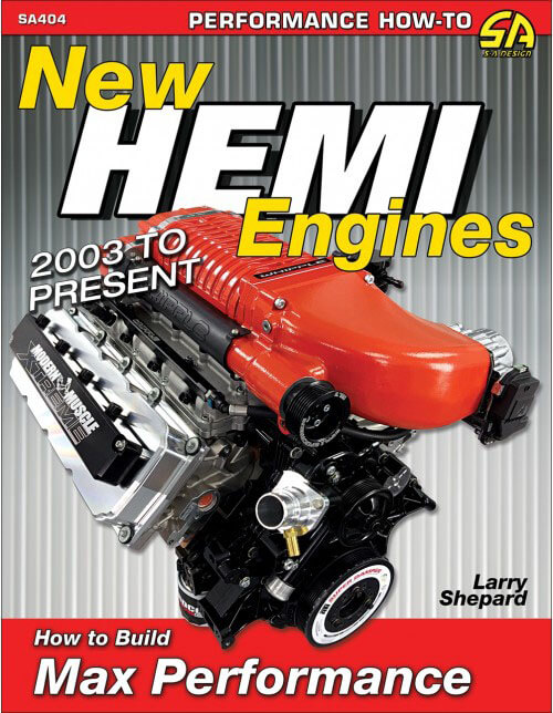 CarTech New Hemi Engines 2003 to Present How to Build Max Performance