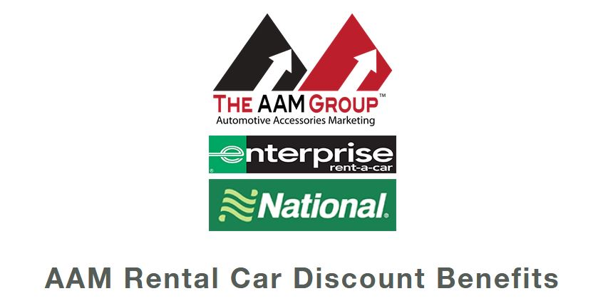 Get Rolling with National/Enterprise Auto Rental Discounts
