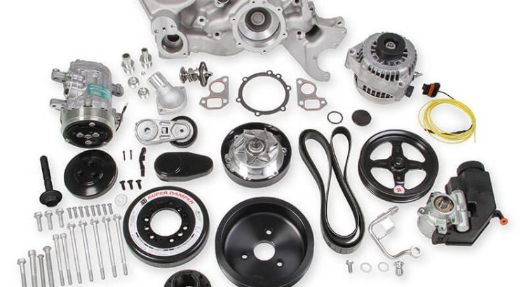 Holley Premium Mid-Mount LS7 Complete Accessory System 20-190
