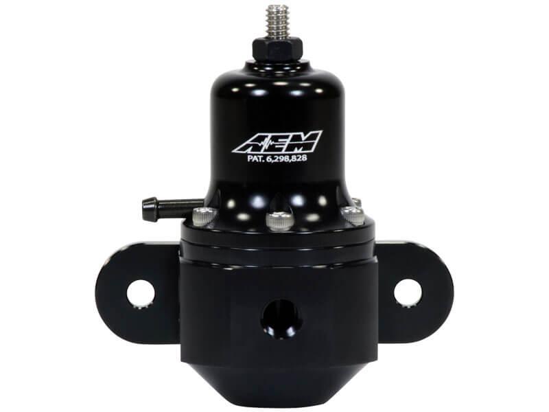 AEM High Flow Universal Fuel Pressure Regulator