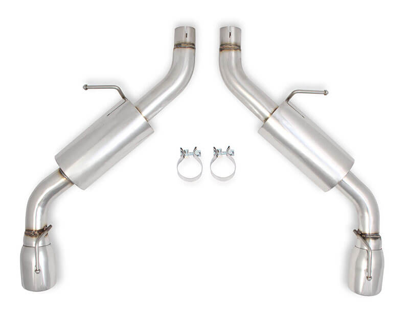 Flowmaster 2.25 SS Axle Back Exhaust for 16-18 Camaro 2.0 or 3.6L