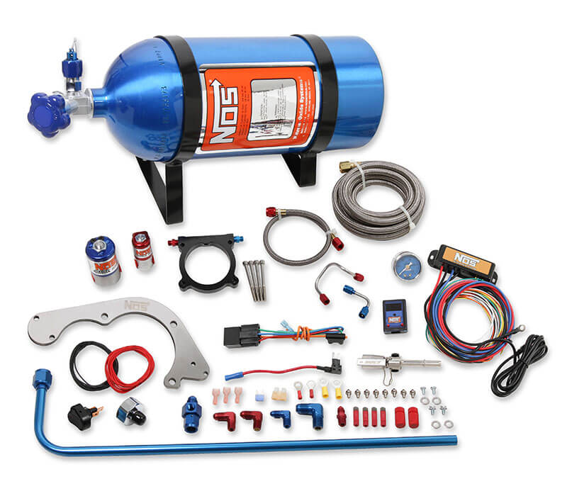 NOS Complete Nitrous Kit for Ford Coyote 02125nos