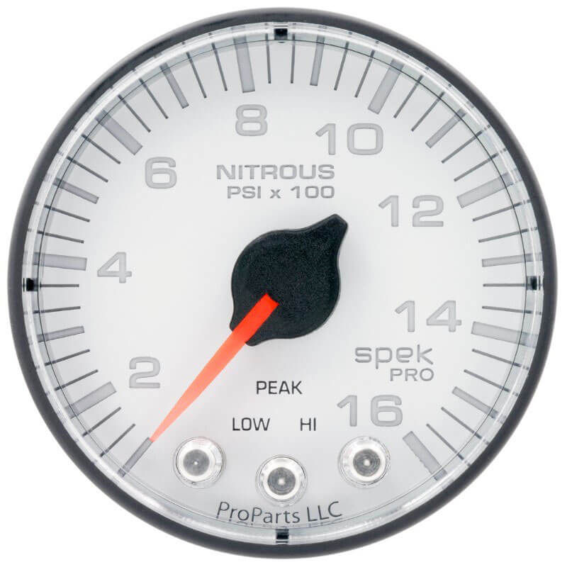 AutoMeter Spek-Pro Gauges