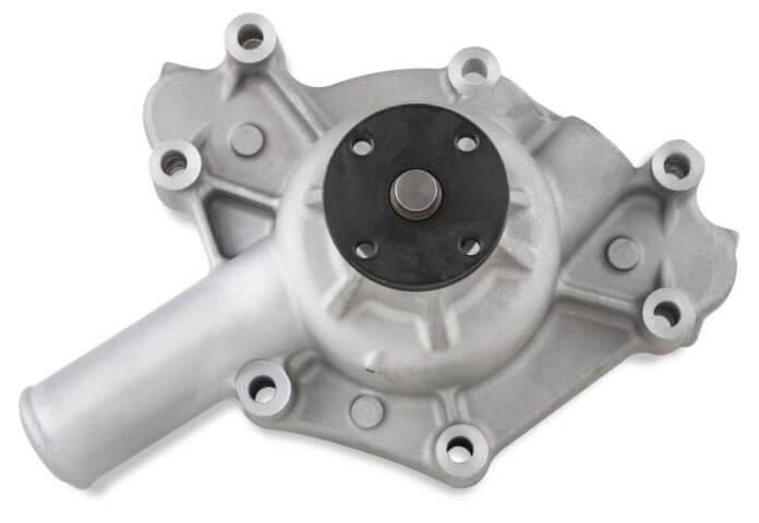 Mr. Gasket Cast Aluminum Water Pumps for SB and BB Mopar
