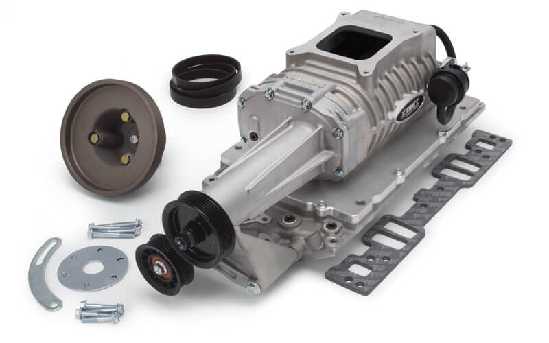 Edelbrock E-FORCE 122 Supercharger for SBC