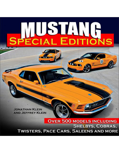 CarTech Mustang Special Editions