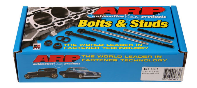 ARP ARP2000 Head Stud Kit for Ford EcoBoost 2.3L 151-4301