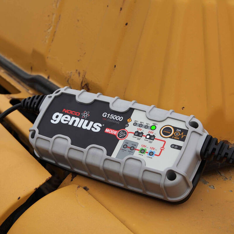 NOCO G15000 UltraSafe Battery Charger